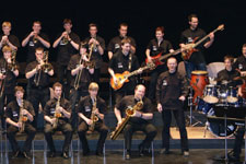 Big Band der Jugendmusikschule Backnang